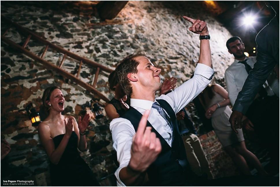 Huwelijksfotograaf Grimbergen - Trouwfeest in La Ferme Du Puits De Sainte Renelde