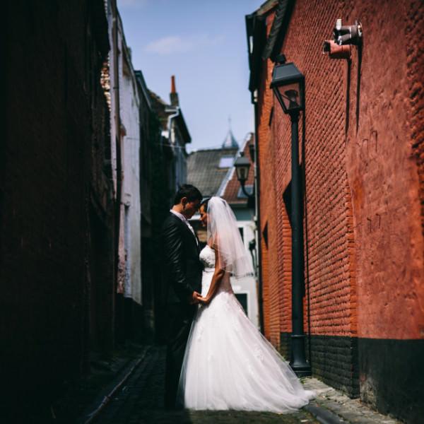Sarah and Duncan // Wedding in Kasteel van Saffelaere