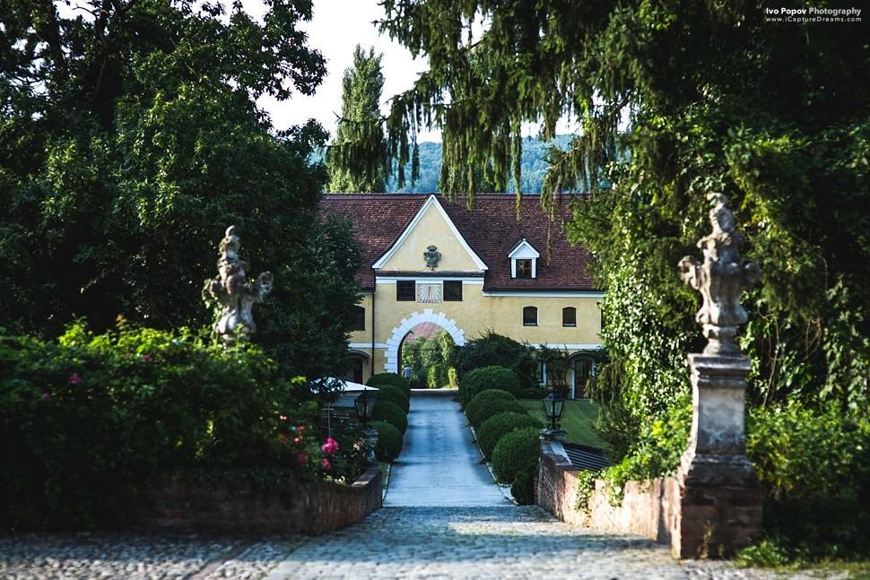 Wedding in Schloss Obermayerhofen
