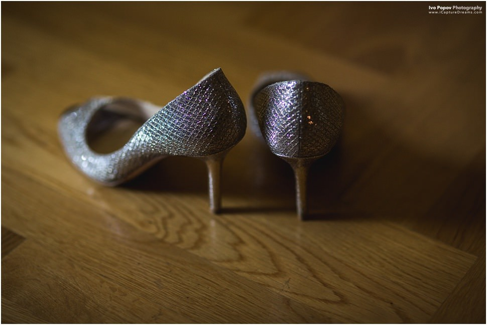 Jimmy Choo shoes for wedding
