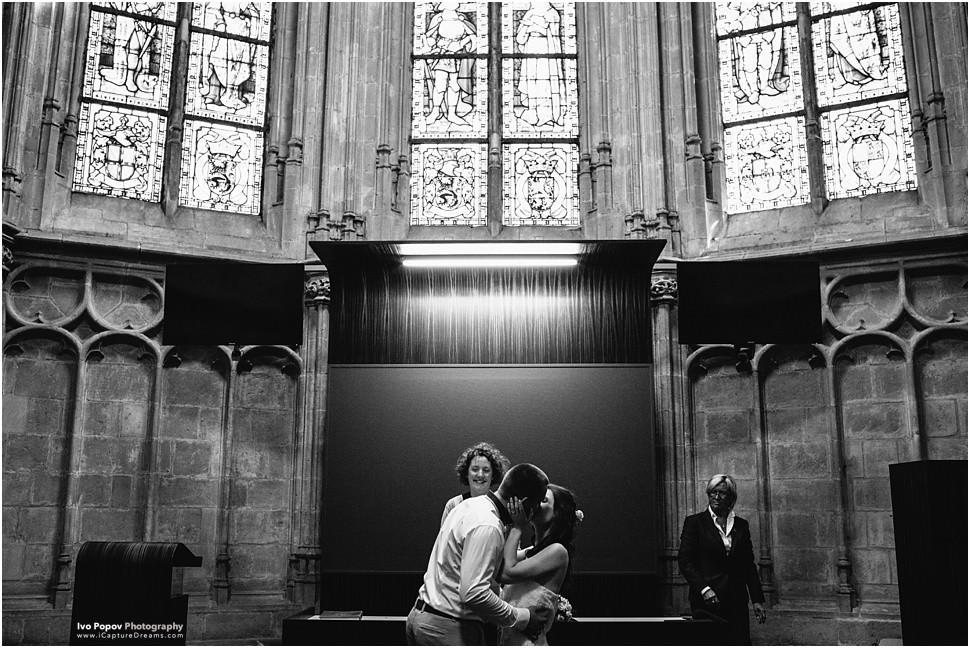 Huwelijksreportage in Gent
