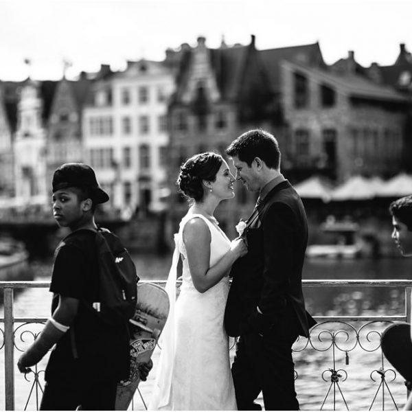 Huwelijksfotograaf in Auberge du Pecheur // Kirsten en Erik