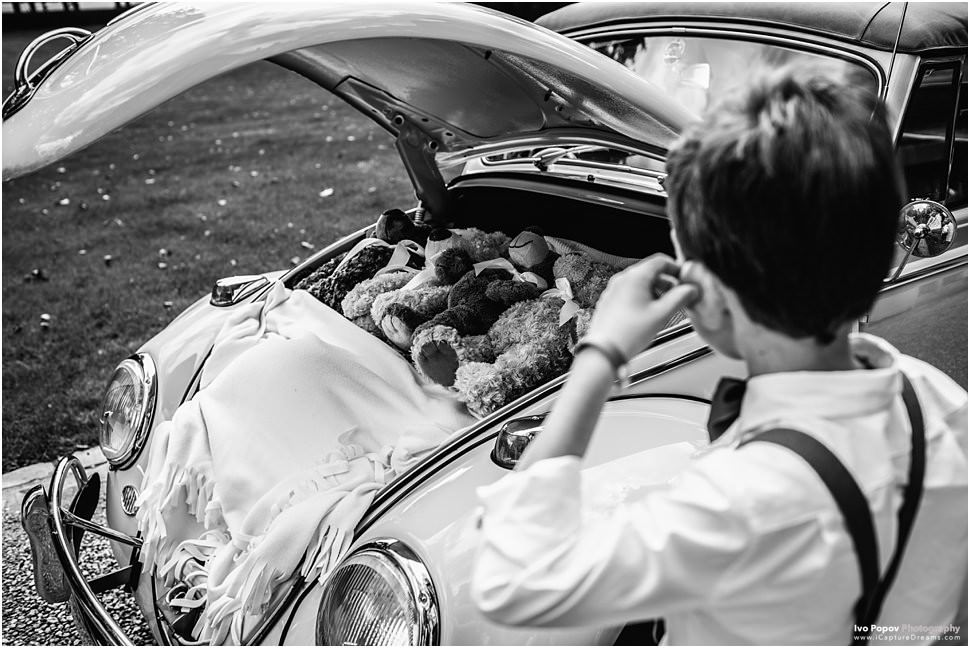 Huwelijksfotograaf Chateau De Spycker