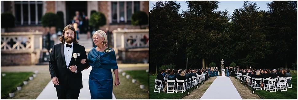 Huwelijksfotograaf Kasteel Tudor Brugge