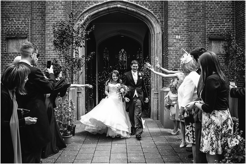 Huwelijk in Zandhoven