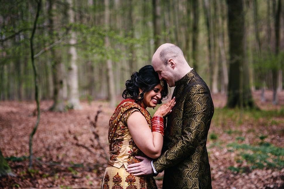 Indian Belgian wedding in Chateau de la Rocq