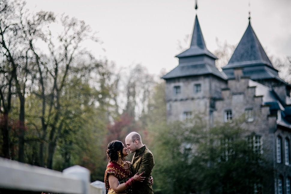 wedding in Chateau de la Rocq