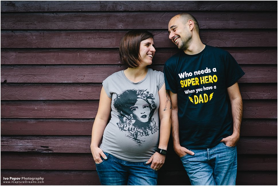 Maternity photographer Brussels