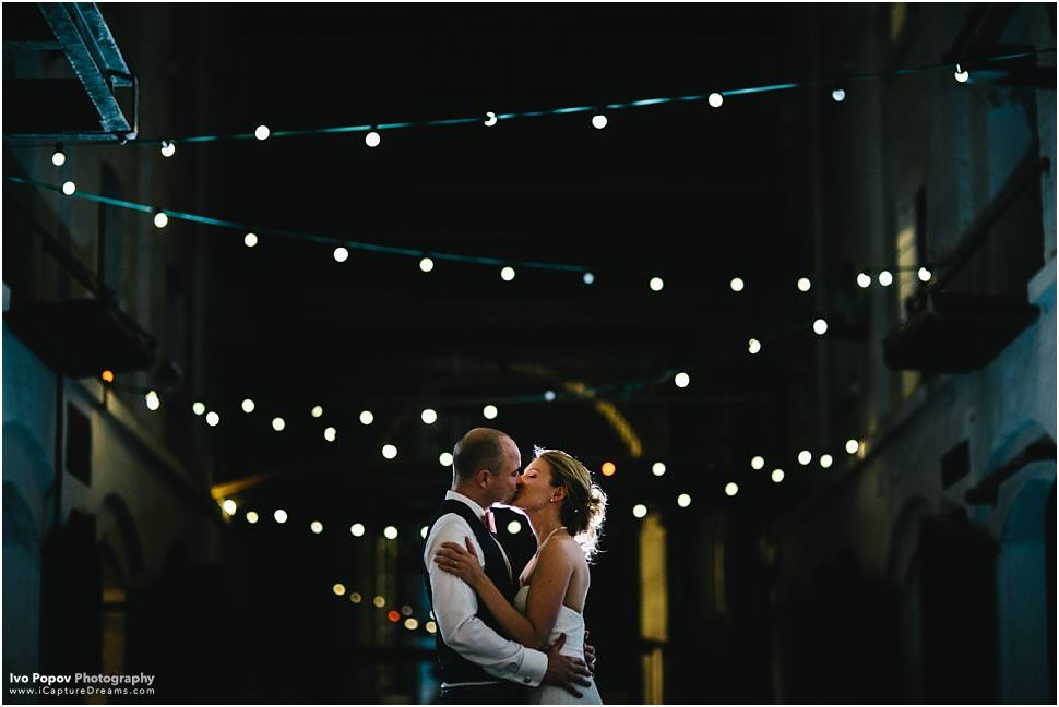 Huwelijksfeest in Felix Pakhuis