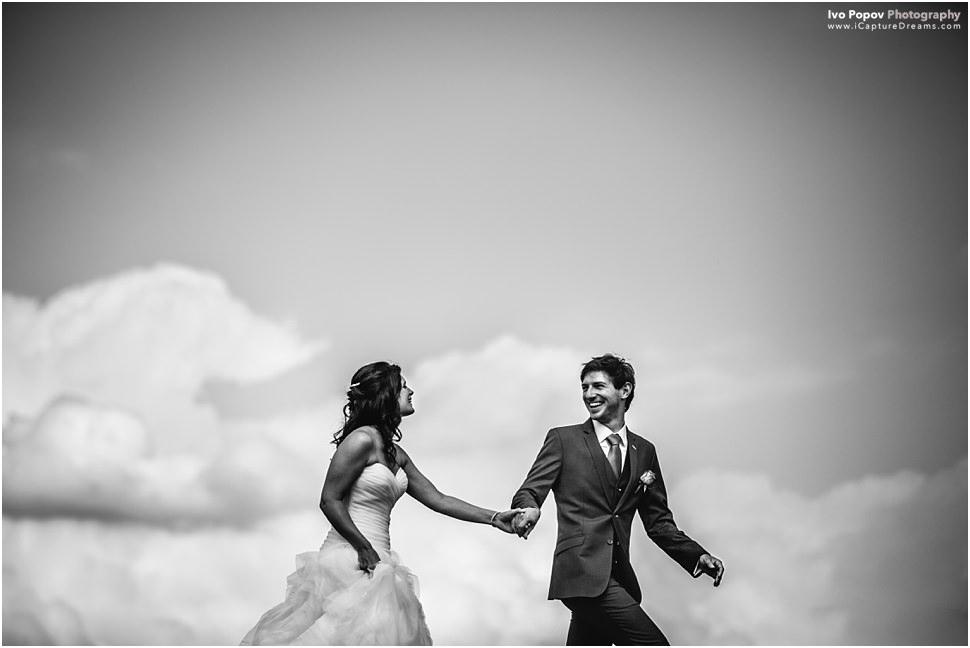 Huwelijksfotograaf Mechelen // Evelien and Steven
