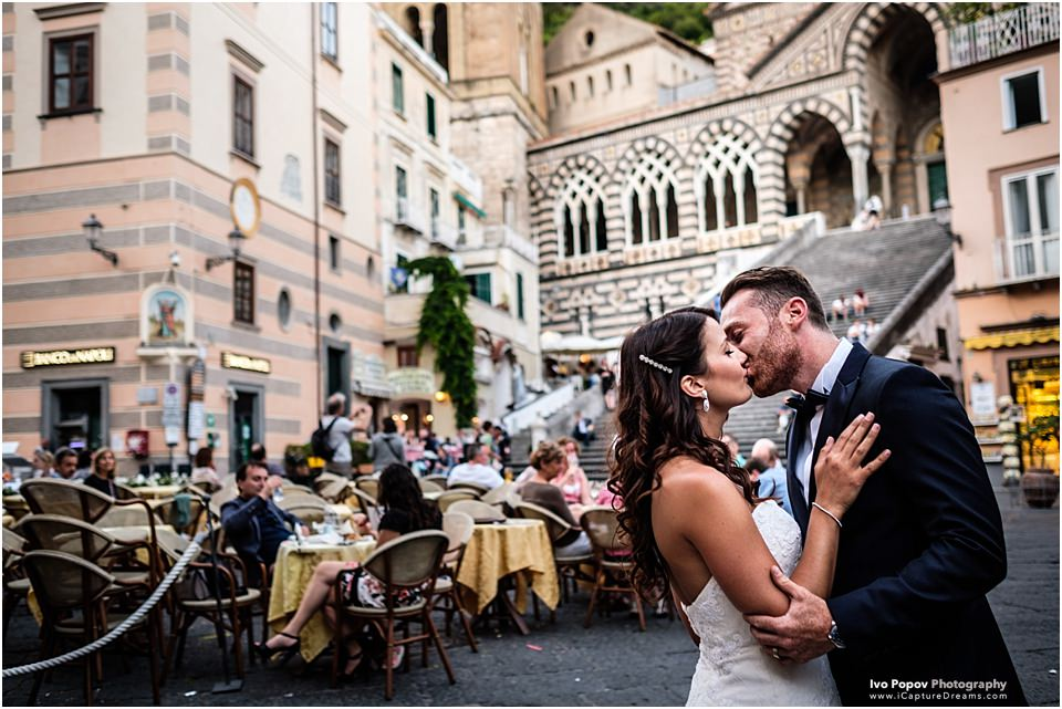 photo session in Amalfi