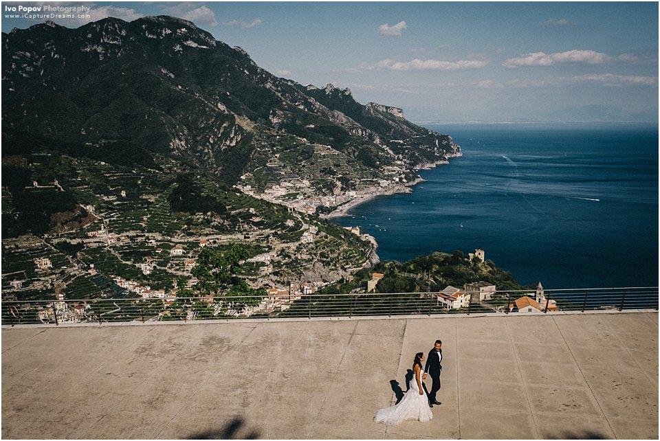 Along the Amalfi coast for a day