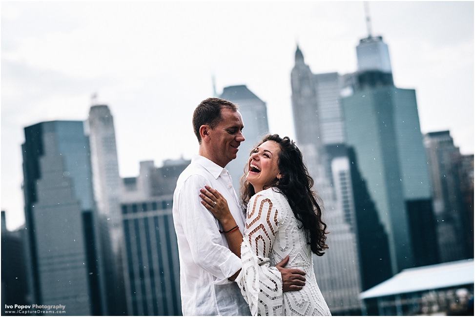 Destination wedding in New York