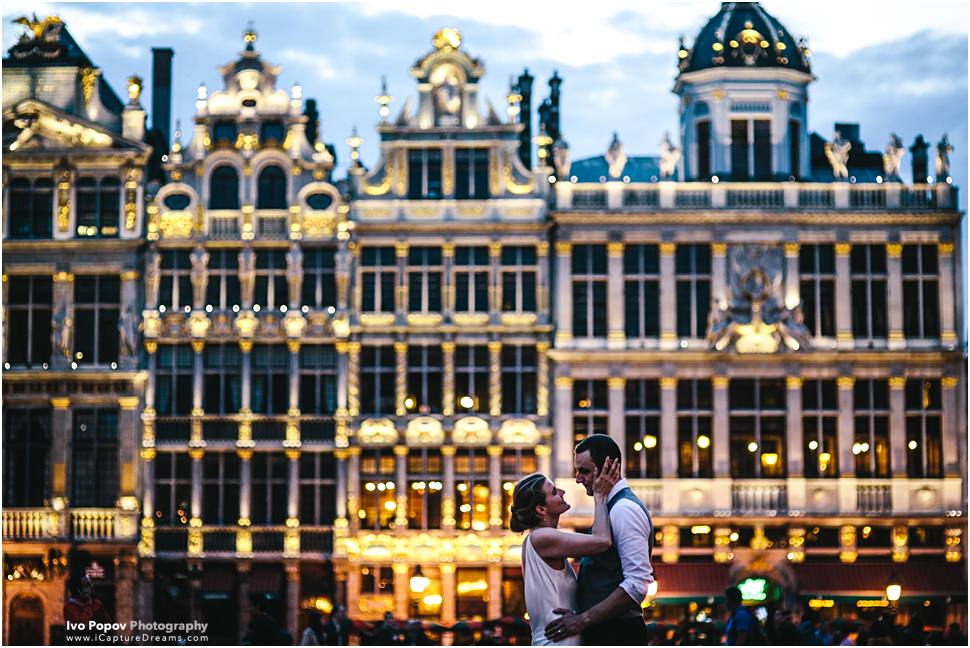 Wedding in Brussels