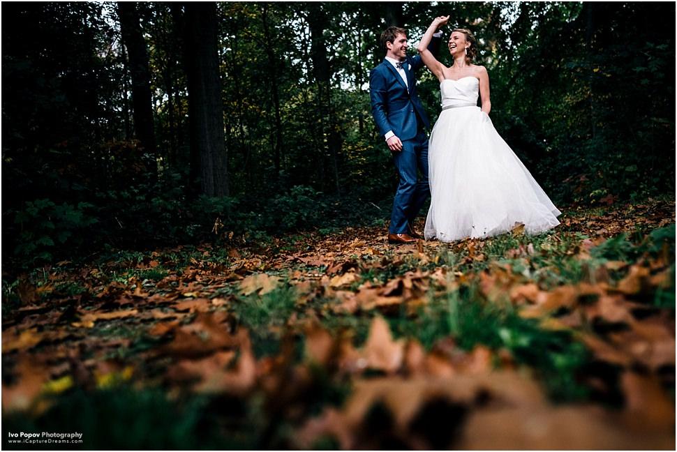 Huwelijksfotograaf Lendelede // Else and Kasper