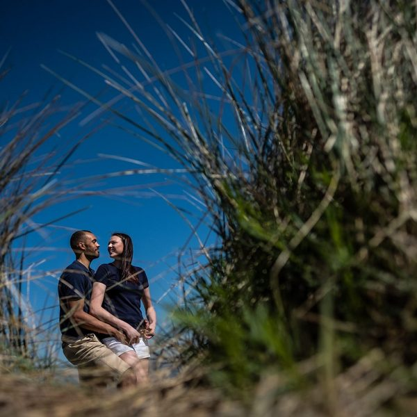 Engagement session in Knokke and Bruges // Victoria and Xavier