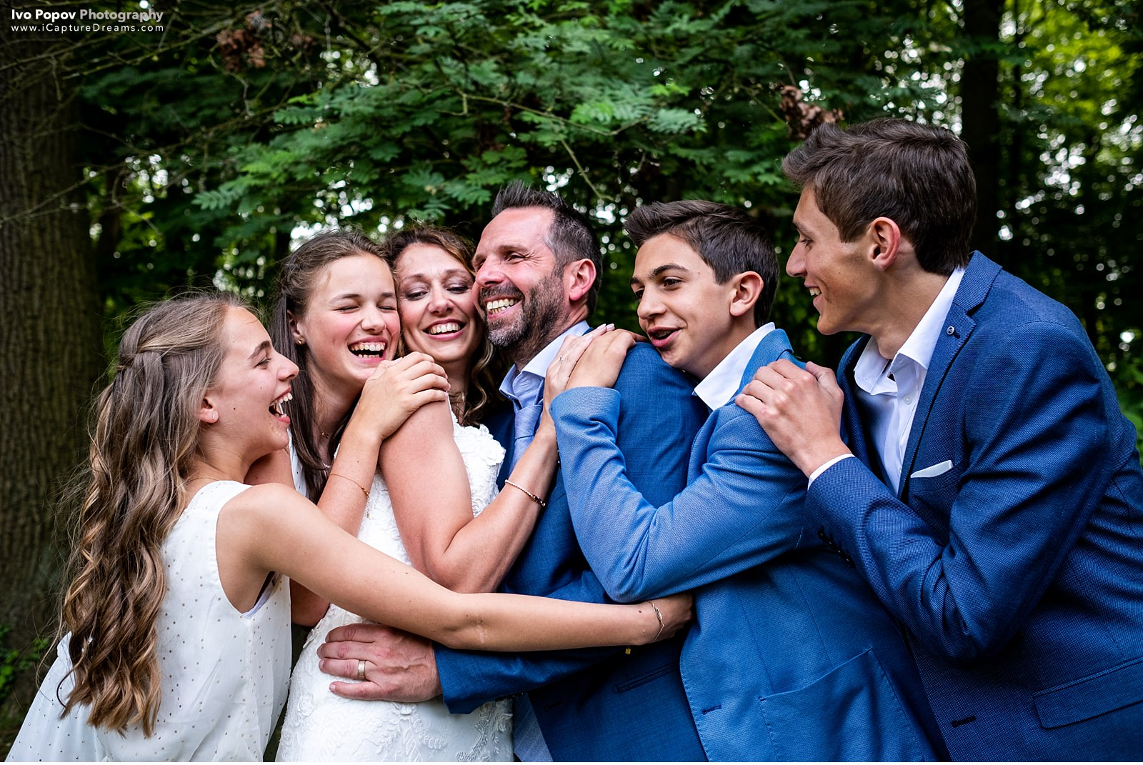 Huwelijksfotograaf Mechelen