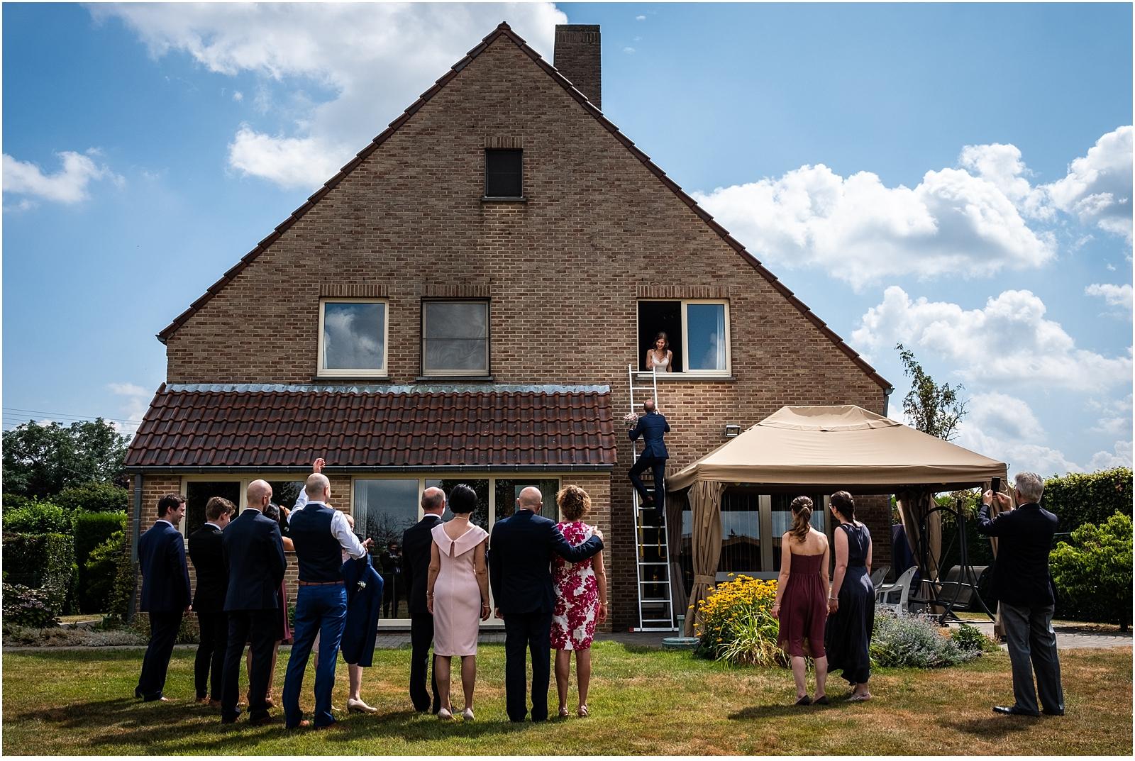 Huwelijksfotograaf Fonteinhof // Ines en Wouter