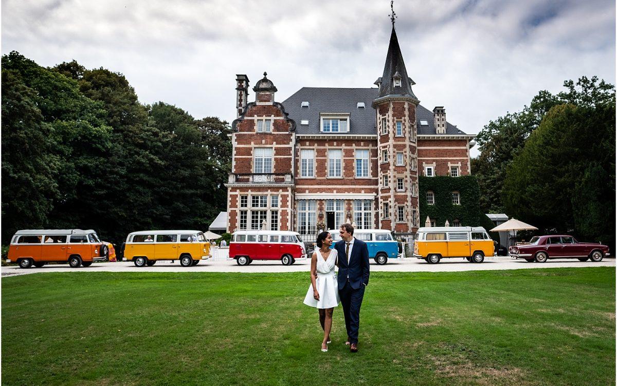 Huwelijksfotograaf Terblock voor Meghana en Philip