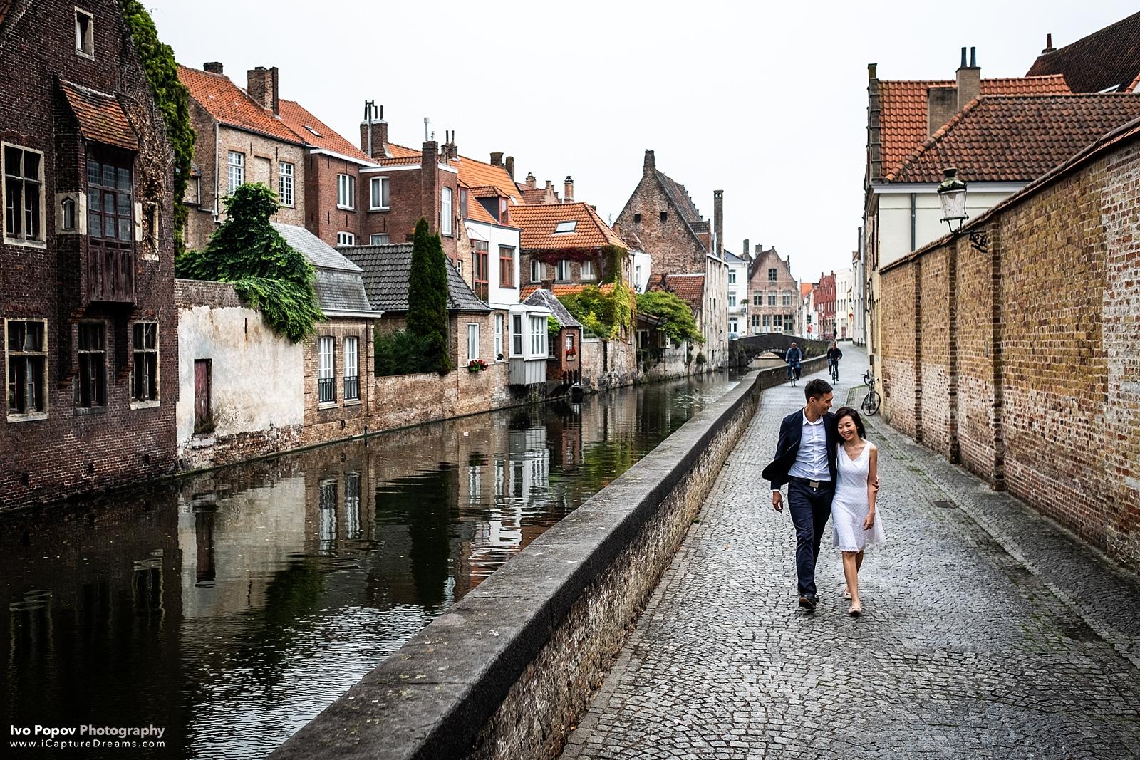 Loveshoot in Brugge