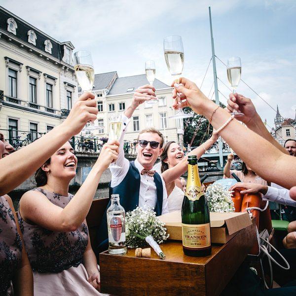 Huwelijksfotograaf Gent // Mara and Brecht