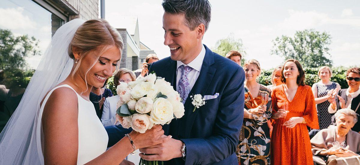 Huwelijksfotograaf Kasteel van Hoen