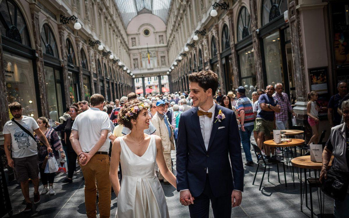Photographe de mariage à Bruxelles // Alice et Jean-Philippe
